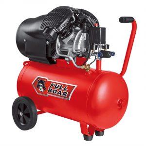 Máy bơm hơi piston được thiết kế với kiểu dáng nhỏ gọn, hiện đại