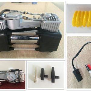 Máy bơm hơi khí nén mini 12v thích hợp để bơm hơi cho nhiều thiết bị