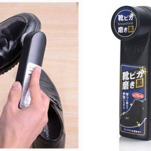 đánh giày bằng xi nước