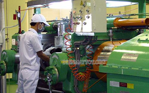 quy trình vận hành máy nén khí