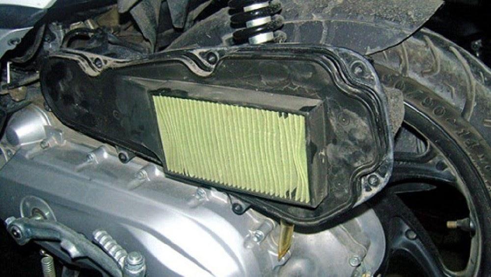 Tác dụng của lọc gió xe máy