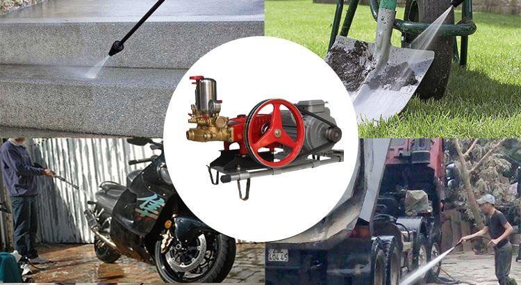 Ưu điểm của máy rửa xe Đài Loan