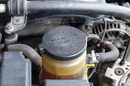 sửa chữa thước lái ô tô