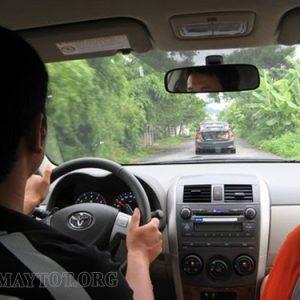kỹ thuật lái xe ô to b2