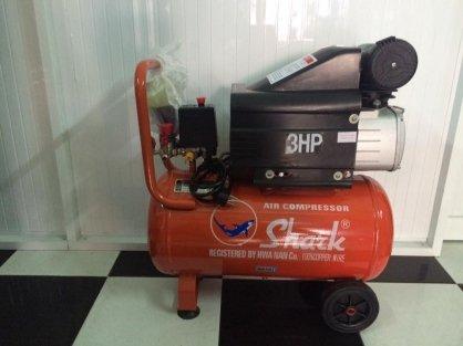 Máy bơm hơi Shark 3Hp cho khả năng nạp khí nhanh chóng
