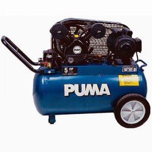 Thiết kế nhỏ gọn, chắc chắn của máy bơm hơi Puma
