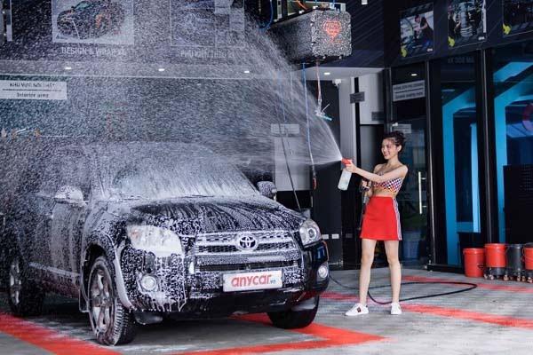 kinh nghiệm mở tiệm rửa xe