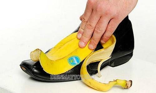 đánh giày không cần xi