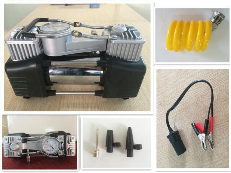 lợi ích khi sử dụng máy nén khí mini 12v