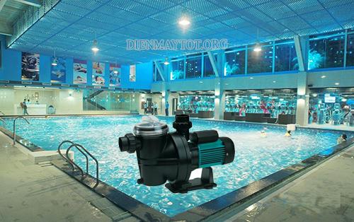 máy hơm hơi bể bơi
