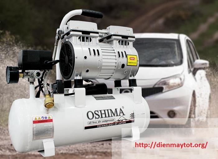 máy nén khí dùng cho ô tô