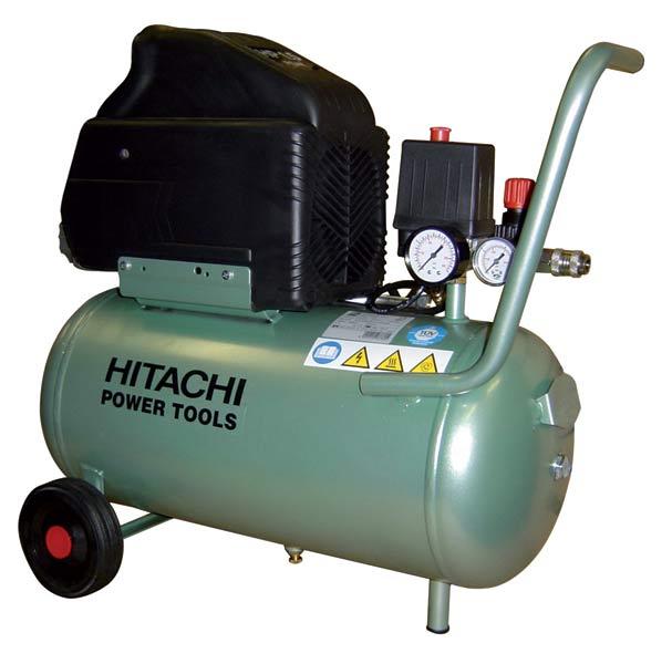 máy nén khí mini hitachi