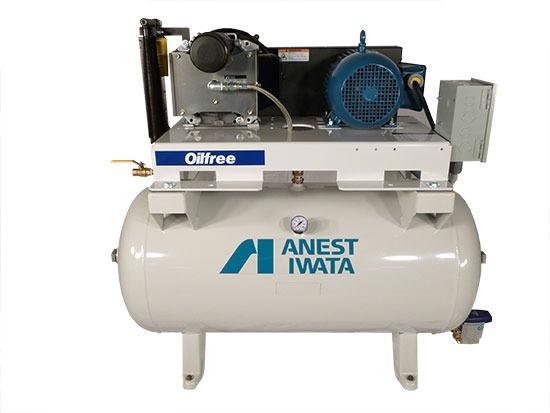 máy nén khí iwata