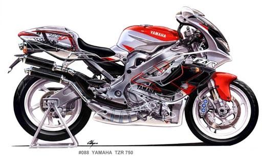 Động cơ xe máy 2 kỳ