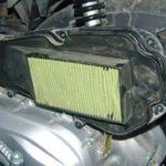 lọc gió xe máy có tác dụng gì