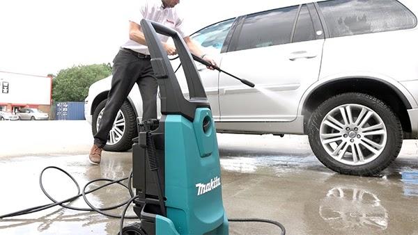 Ưu điểm máy rửa xe nhật bản