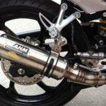 cấu tạo ống pô xe máy