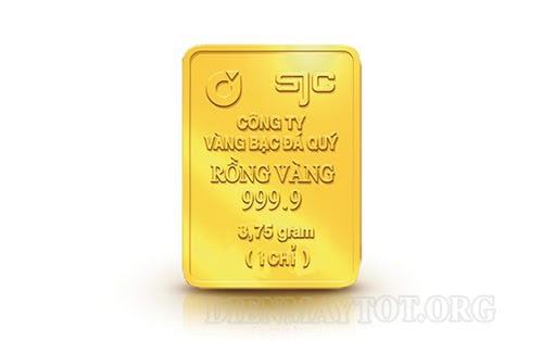1 chỉ vàng bao nhiêu g