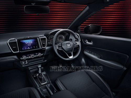 Không gian bên trong xe Honda 2020