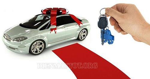 cách tính thuế trước bạ xe ô tô