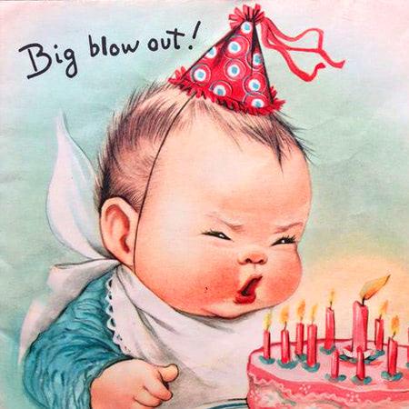 Lời chúc mừng sinh nhật bạn thân hài hước
