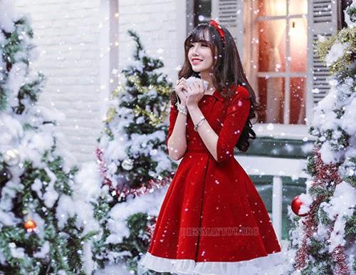 Giáng sinh mặc gì