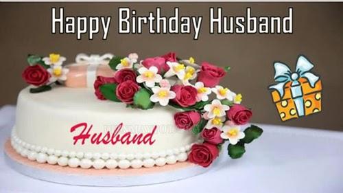Lời chúc mừng sinh nhật chồng đơn giản