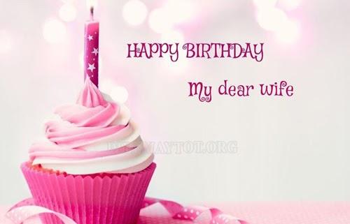 Những lời chúc mừng sinh nhật vợ yêu ngọt ngào nhất