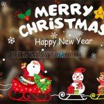 Lời chúc giáng sinh dành cho khách hàng ý nghĩa