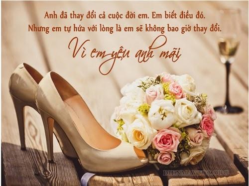 Lời chúc kỷ niệm ngày cưới dành cho chồng