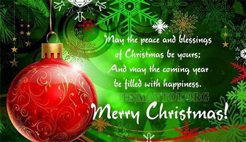 tin nhắn chúc mừng giáng sinh độc đáo