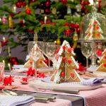 Người tây ba nha làm tiệc giáng sinh thịnh soạn