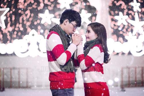 Giáng sinh sẽ không còn lạnh lẽo nếu chúng ta luôn bên nhau