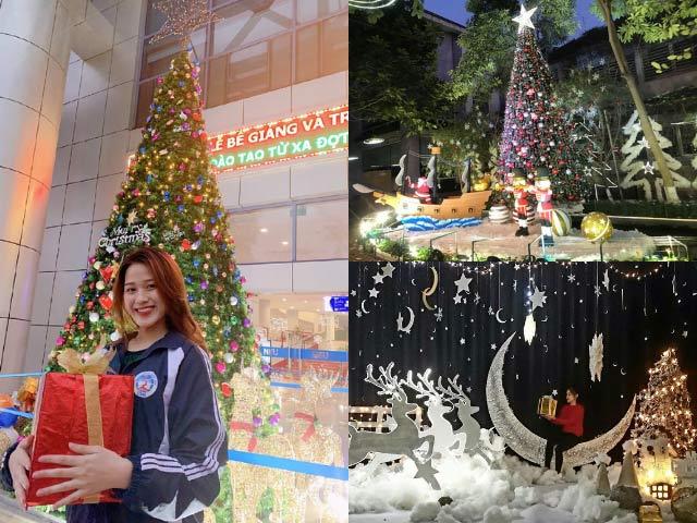 Giáng Sinh đi chơi ở đâu Hà Nội