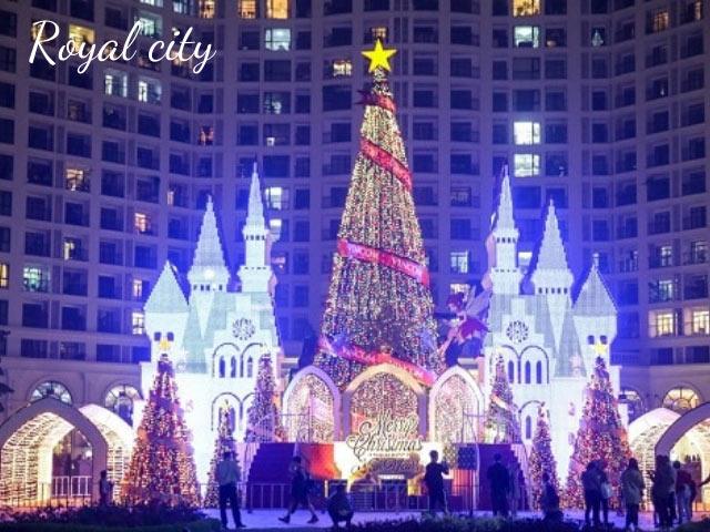 Địa điểm chơi royal city