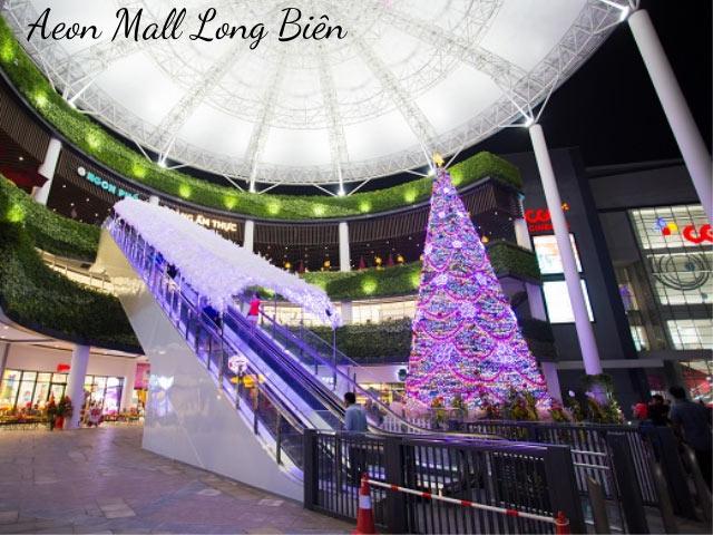 Đến Aeon mall để để vừa được chơi lại vừa được ăn