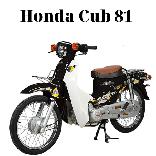 Xe Cub 50 Thái Lan
