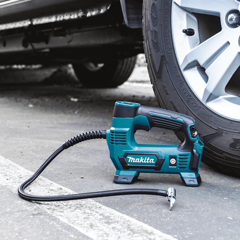 Cách sử dụng máy bơm hơi lốp ô tô bằng điện 12V