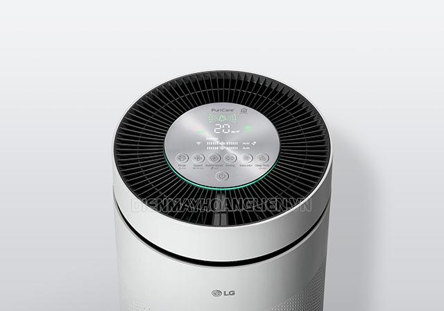 máy lọc không khí lg puricare 360 độ