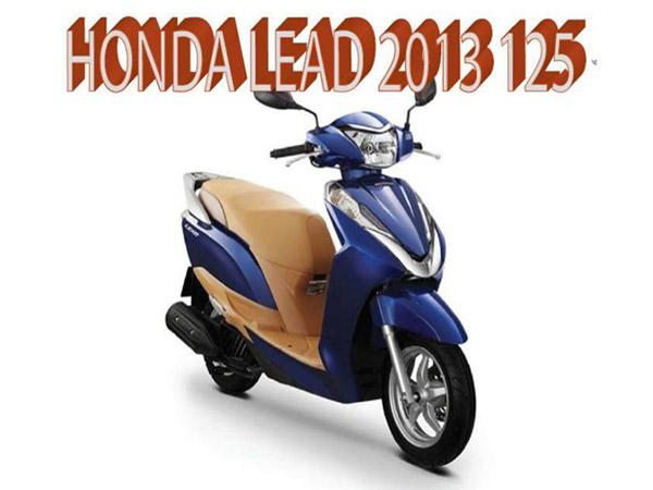 Honda Lead 2013