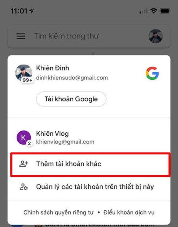 cách lập gmail không cần số điện thoại