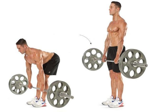 Bài tập phát triển cơ chân