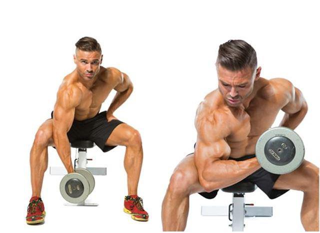 Tập luyện tăng nhóm cơ tay vai