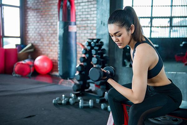 Tập gym - nâng cao thể lực, vóc dáng