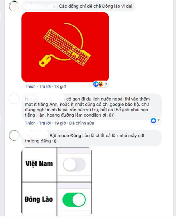 Còn dân Đông Lào