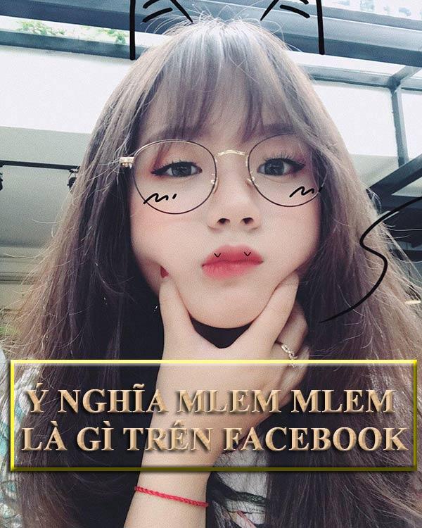 mlem mlem là gì trên facebook