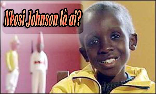 nkosi johnson