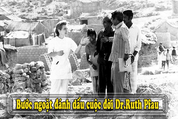 Bước ngoặt của cuộc đời bác sĩ Ruth Pfau