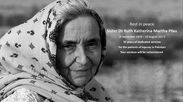 Cuộc đời Dr. Ruth Pfau và sự nghiệp của bà