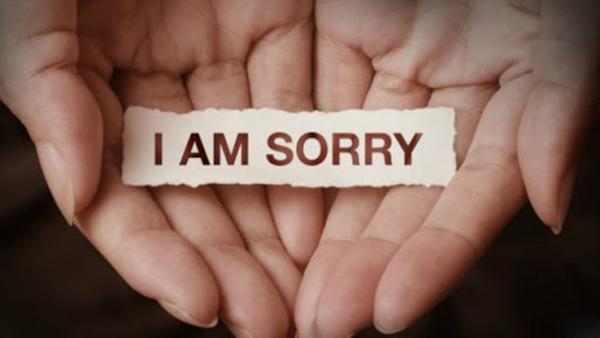 Lời xin lỗi trong công việc bằng tiếng Anh